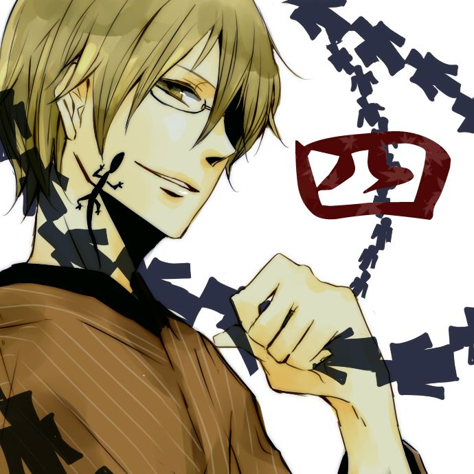 Natsume Yuujinchou ~~ Voiced by the incomparable Akira ISHIDA, Natori is one of my favorite characters!