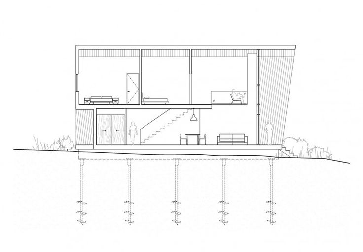 20 Best Images About Narrow House Section On Pinterest