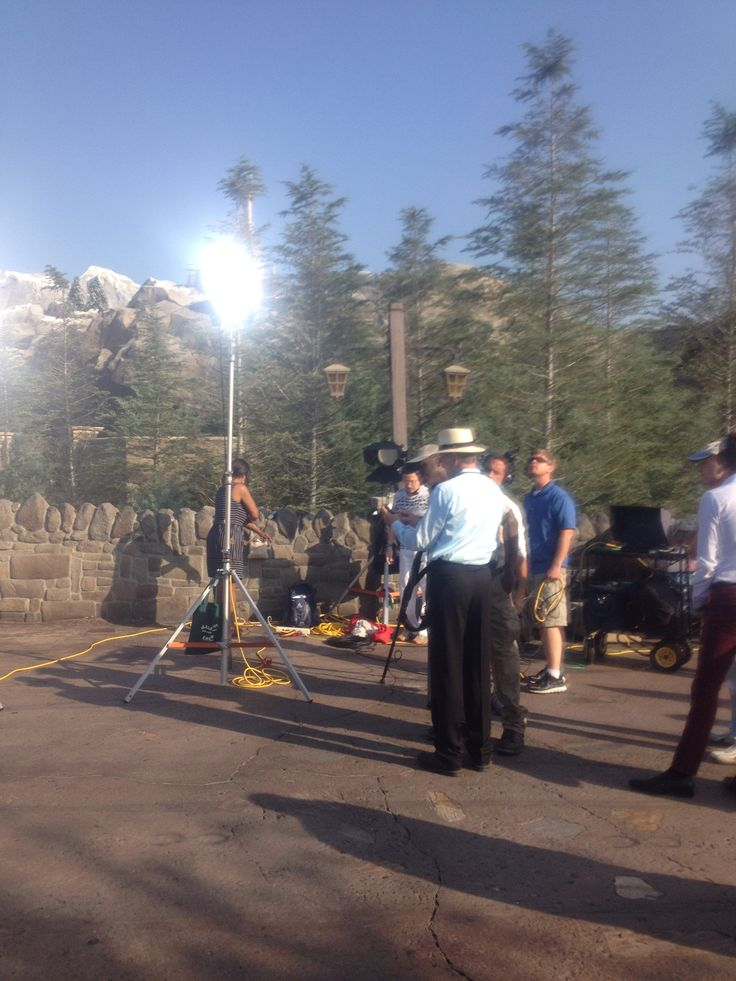 Media for Mine Train soft opening