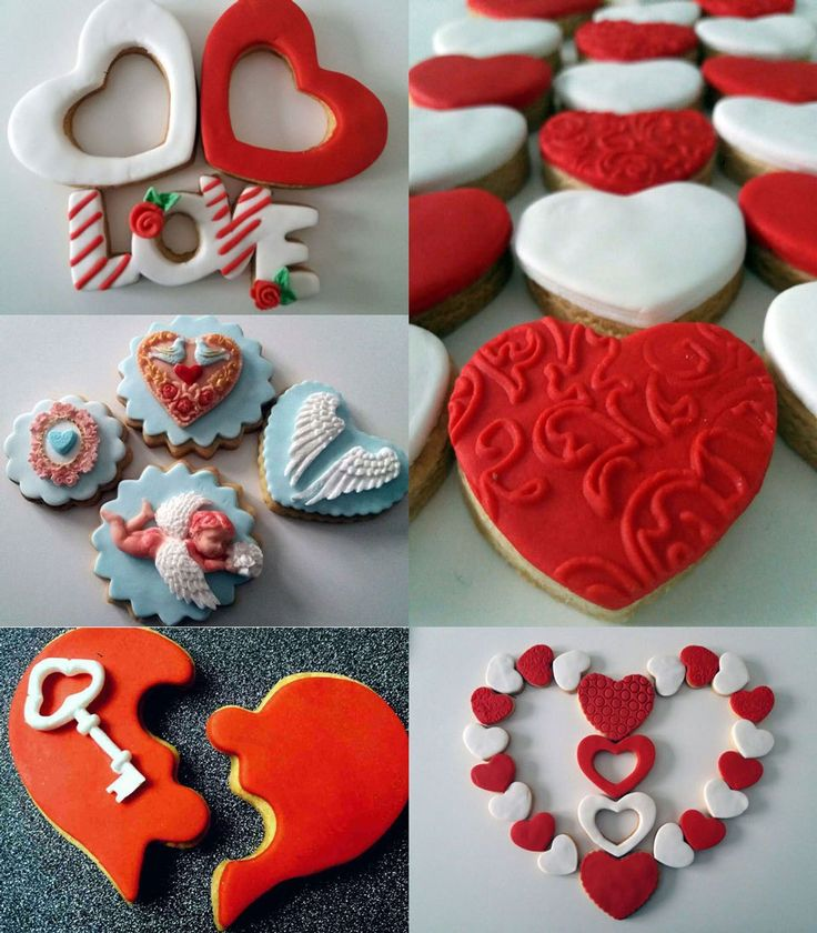The Cutest Cookie Decor Ideas for the Valentine's Day