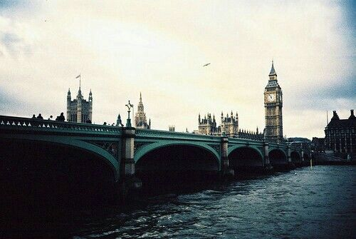 London - city - big ben