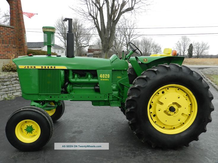 61 best John Deere 4020 images – Jd 4020 Tractor Engine Diagram