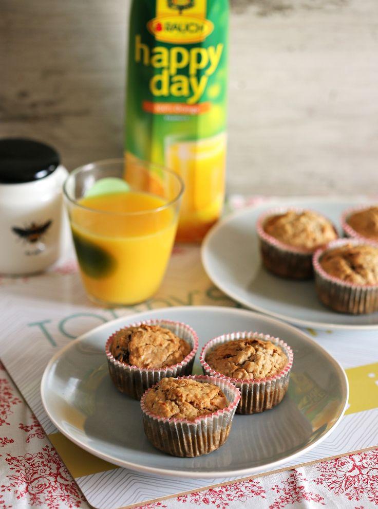 Egyetek gyümölcsös zabmuffint reggelire! • Fördős Zé Magazin