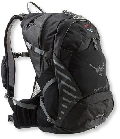 Hiking fashions. Disclosure: I'm an affiliate marketer. When you click on the link to the retailer, I earn a commission. Osprey Escapist 32 Day Pack