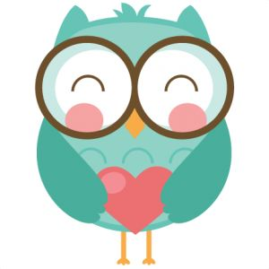 Free SVG Cutters File | Valentine Owls SVG cut file for scrapbooking cardmaking valentines svg ...
