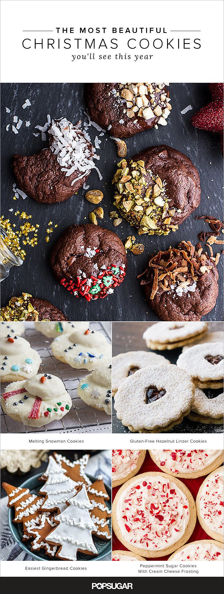 The 50 Most Beautiful Christmas Cookies You'll See This Year