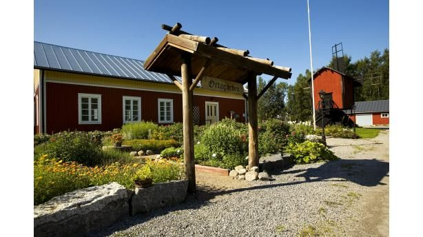 Bjärgas open-air museum is a versatile available on the different types of buildings and exhibits. Visit the exhibitions, presenting among other things, women showing off and do want fancy clothes, children's toys or technology world. - Ostrobothnia province of Western Finland. - Pohjanmaa.