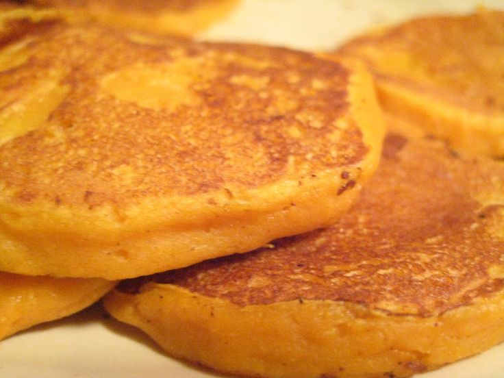 PALEO SWEET POTATO PANCAKES RECIPE
