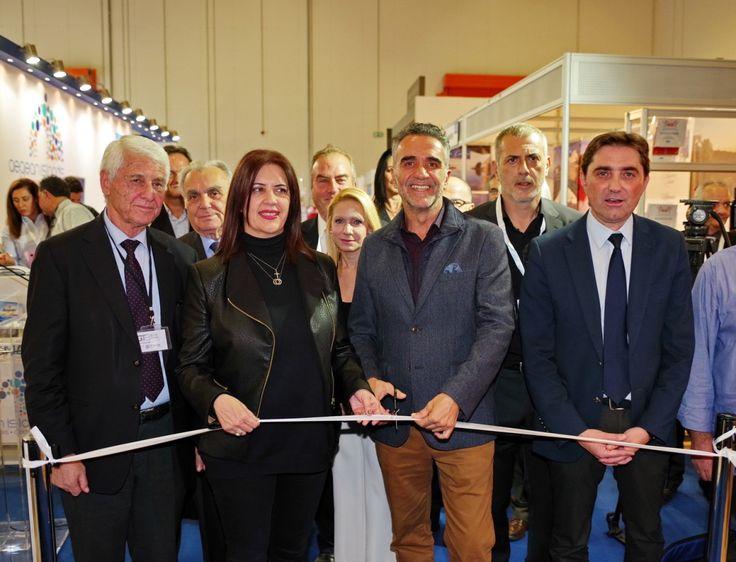 Με μεγάλη επιτυχία ολοκληρώθηκε η Greek Tourism Expo 2017