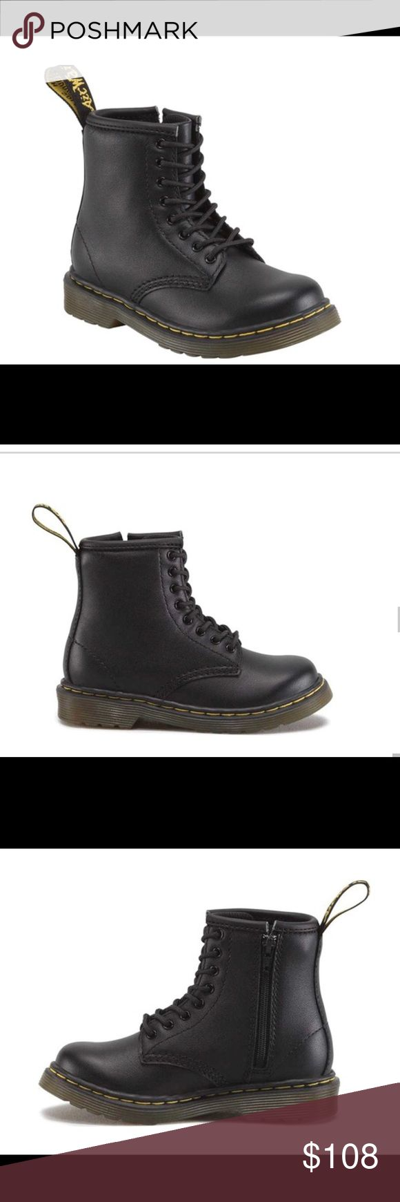 BNIB DR MARTENS BROOKLEE BOOT BLACK SOFTY T🖤✔️ HIT BUY BUTTON OR BUNDLE FOR A BETTER DISCOUNT. CLOSET CLEARANCE EVERYTHING MUST GO ASAP. THANK YOU AND GOD BLESS. MOST REASONABLE OFFERS WILL BE ACCEPTED. XXOO  IF YOU HAVE ANY QUESTIONS PLEASE ASK BEFORE PURCHASING. THANK YOU 🙏🏼 Dr. Martens Shoes
