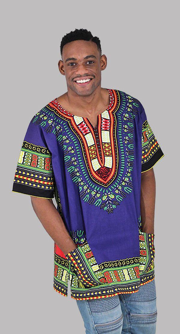 Kenyan Made Traditional Print Dashiki African Fashion African Men Fashion African Fashion Modern