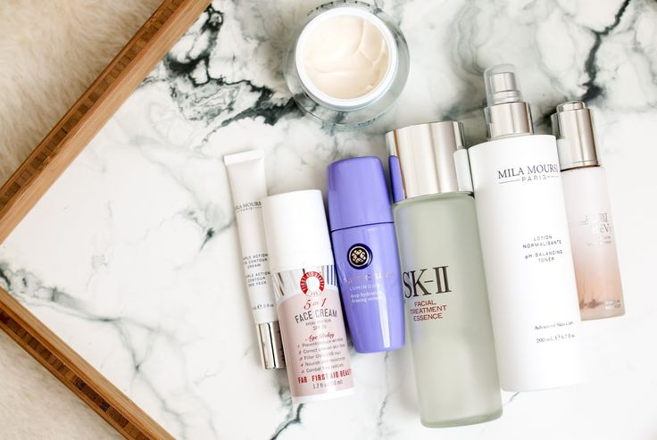 A Little Bit etc.: My Mom's Updated Morning Beauty Routine