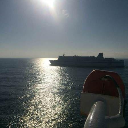 """""""KIso"""" Taiheiyo-ferry   Nagoya→Sendai"""
