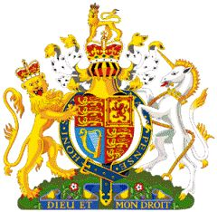 England national coat of arms