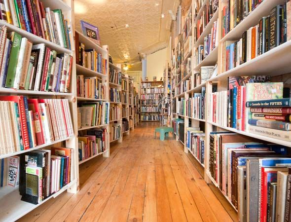 The best used bookstores in Toronto are a refuge and a resource for those…