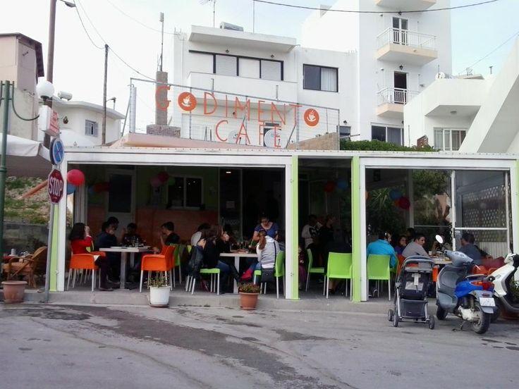 Godimento Cafe – Kefalos Open all day serving hot beverages, cold refreshments and light snacks #kos2013 http://www.kosexplorer.com/place/godimento-cafe-kefalos/