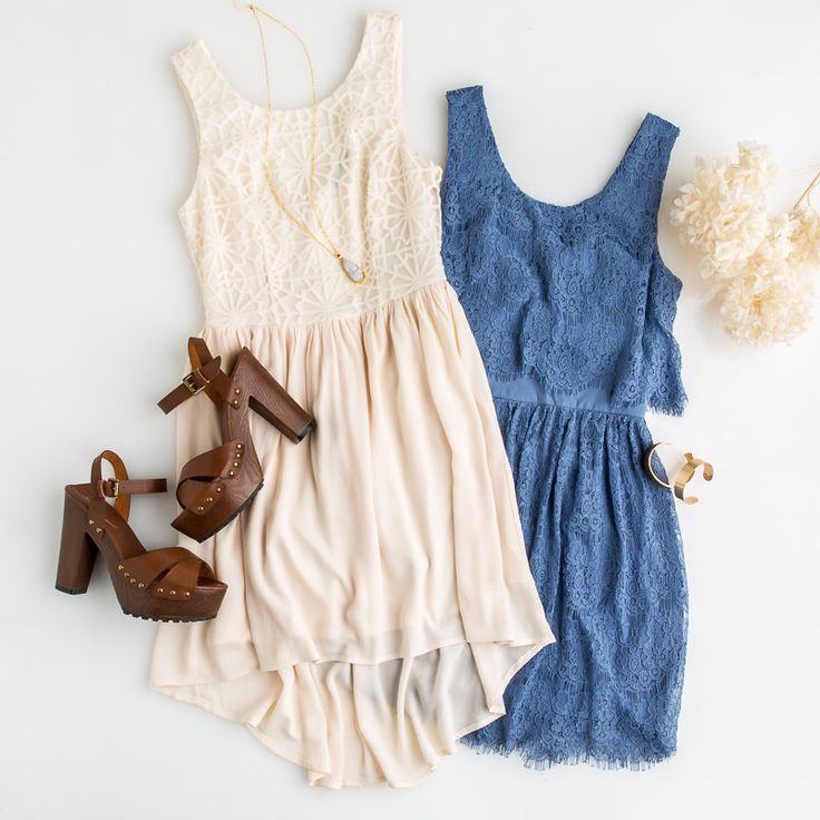Neutral Party Dresses