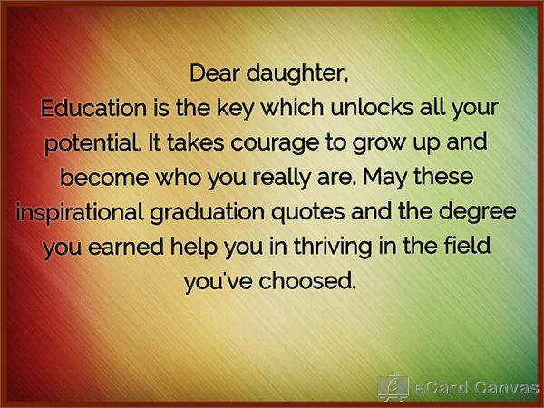 College Graduation Quotes For Daughter: 76 Best Images About Graduation On Pinterest