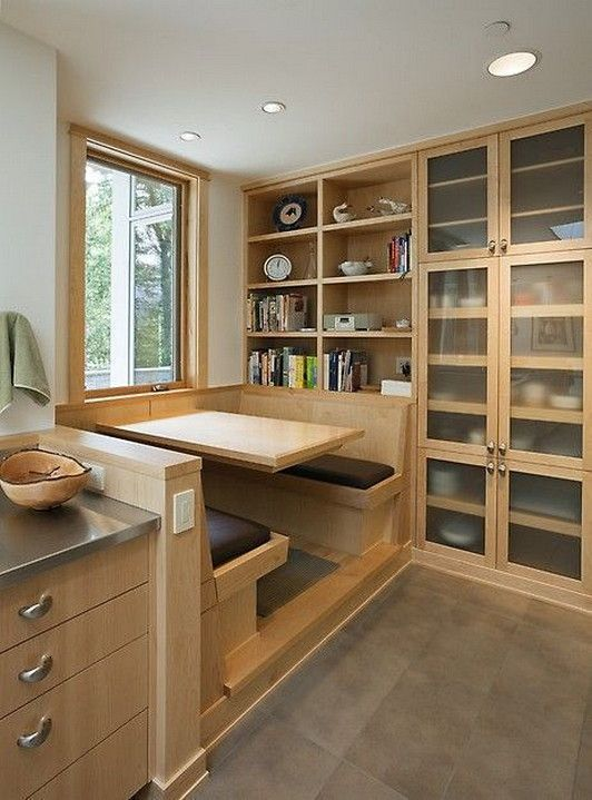 Great Idea 13 Beautiful Kitchen Ideas for Small Spaces http://architecturein.com/2017/11/03/13-beautiful-kitchen-ideas-for-small-spaces/