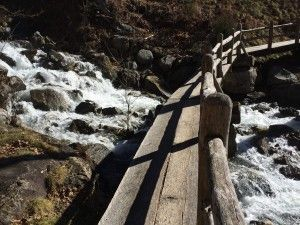Hike along the Wilderness Road Trail at Cumberland Gap Historic National Park - don't know if this part is in VA,TN, or KY