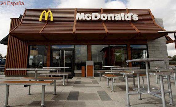 McDonald's lanza en España su servicio de entrega a domicilio