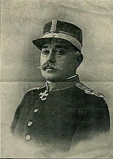 Ion Dragalina (December 16, 1860 – November 9, 1916) was a Romanian general, who died during the First World War in the battle of the Jiu valley. Dragalina was born in the city of Caransebeş, which at the time was part of the Austro-Hungarian Empire.