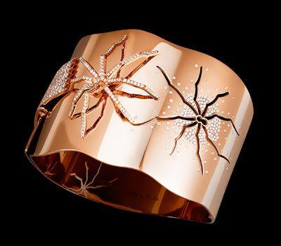 Bracelet Araignée – Lorenz Baumer Joaillerie 2011