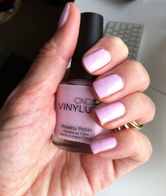 CND Vinylux Nail Polish: The Verdict