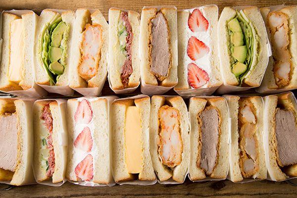 """サンドイッチ専門店「ニコウィッチ」恵比寿にオープン、2個で1セットの出来立て""""ごちそうサンド""""  写真0"""