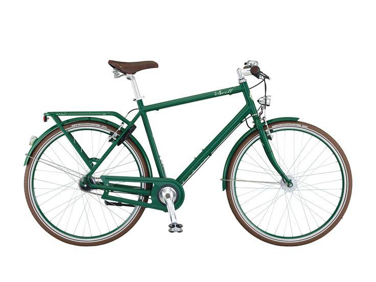 Ein stylisches Urbanbike mit hoher Funktionalität. Du sitzt aufrecht auf dem SUB und hast gute Übersicht im hektischen Großstadtverkehr. Der leichte und stabile Scott Fahrrad Rahmen aus doppelt konifiziertem Aluminium wird locker mit deiner Pedalpower fertig und übermittelt diese verlustfrei auf das SUB Hinterrad. #bikerboarder #citybike #scott
