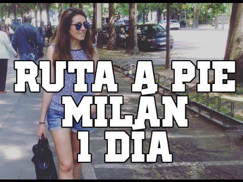 Ruta Milán 1 Día: Duomo, Galería, Scala, Castello, Parco Sempione - Final Champions Milan - YouTube