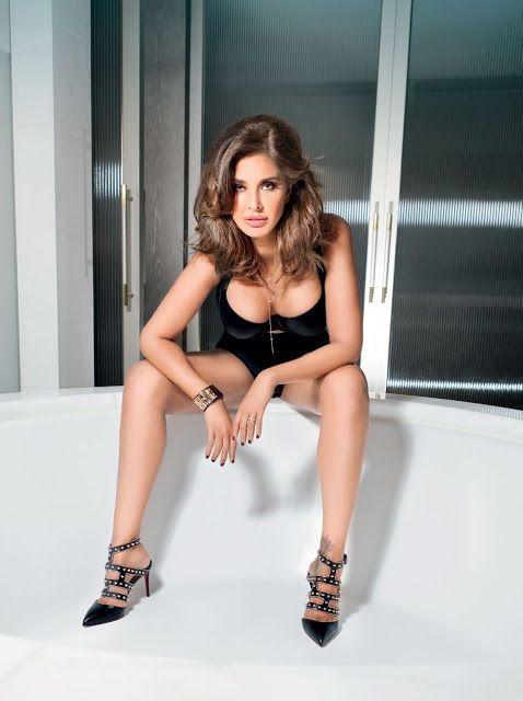 Lisa Ray Hot Photoshoot for Maxim India Novemeber 2016   Bharatbytes