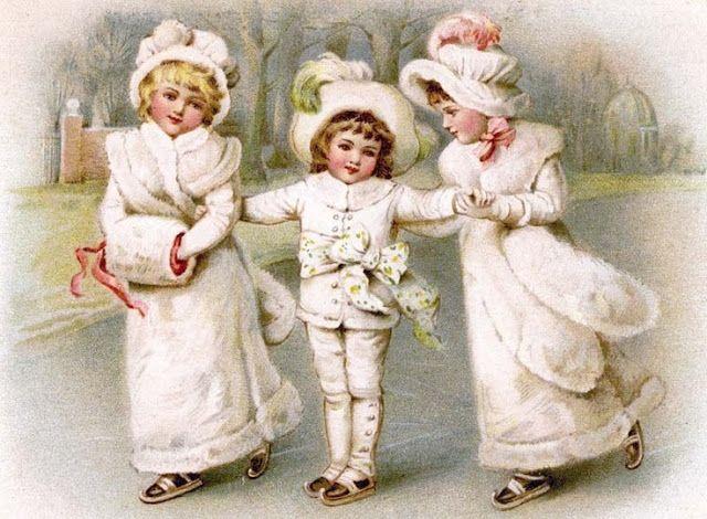 Fiocchi di Natale: NATALE BIANCO