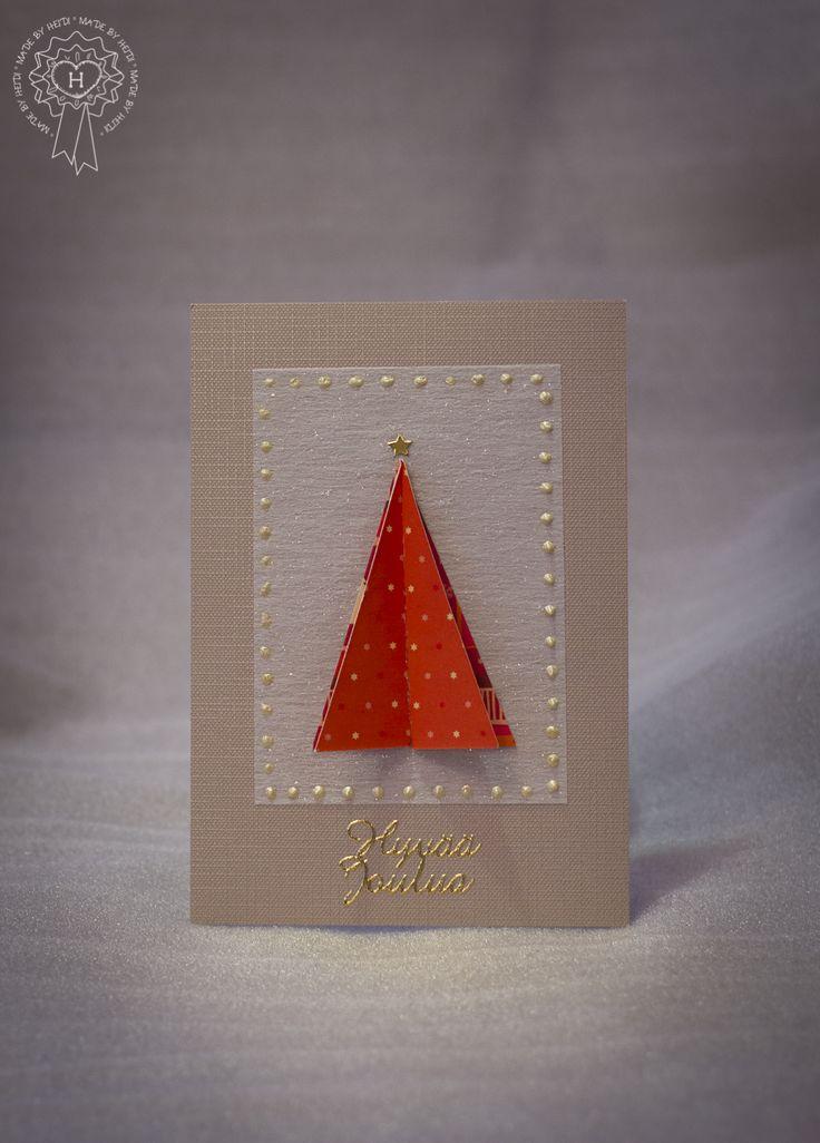 Joulukortti / Christmas Greeting