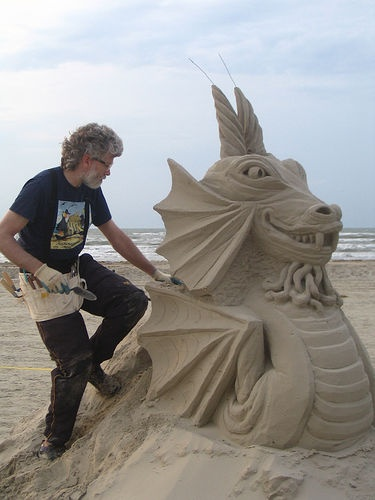 Best Sand Sculpture Design Images On Pinterest Sand Art - The 10 coolest sandcastle competitions in the world