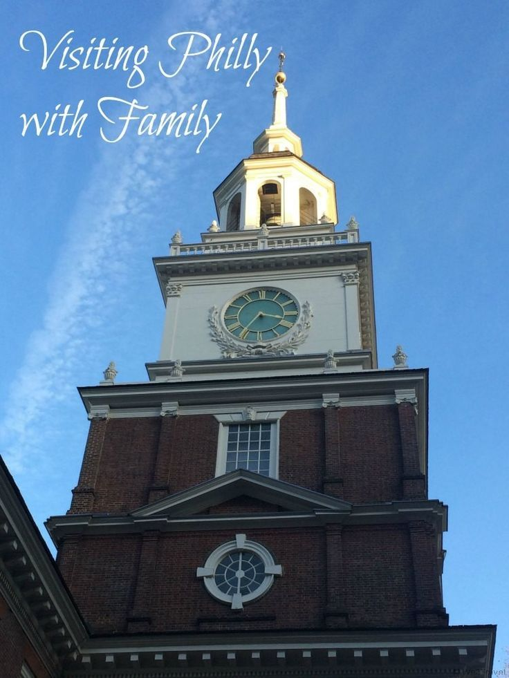 Exploring Historic Philadelphia with Family - Independence Hall