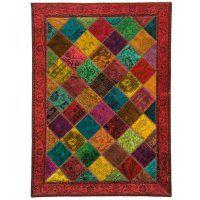 Persischer Vintage - Vintage-Teppiche von Kibek
