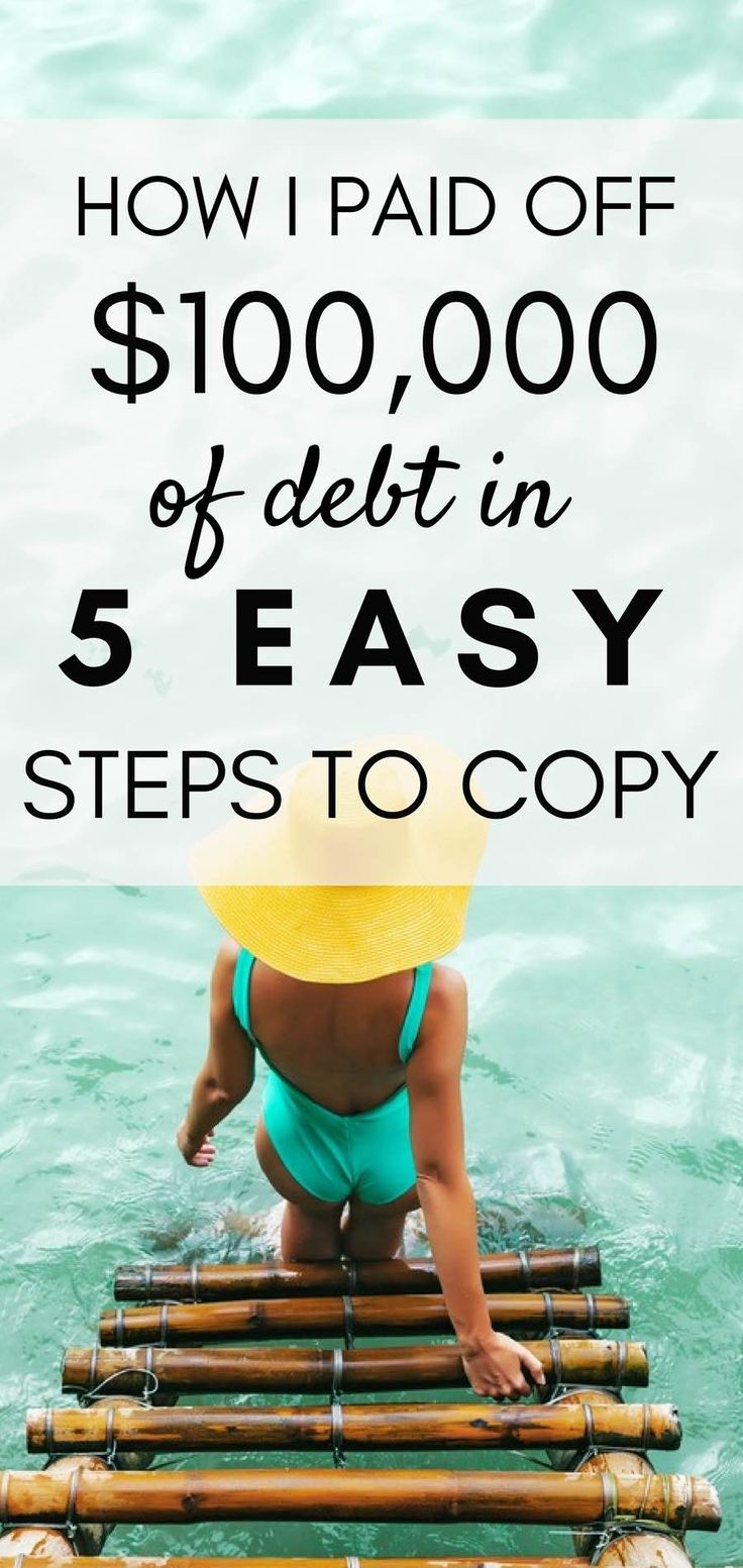 How to pay off your debt | slowly pay off debt | debt payoff strategies | paying off student loans