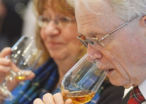 The Art of Scotch for King & Robbie Burns