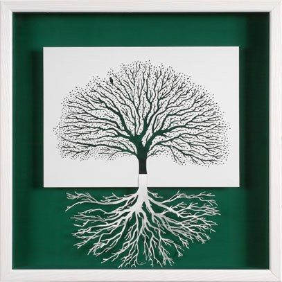 paper sculpture artists | More Papercuts You Would Love to Have - Amazing Paper Art
