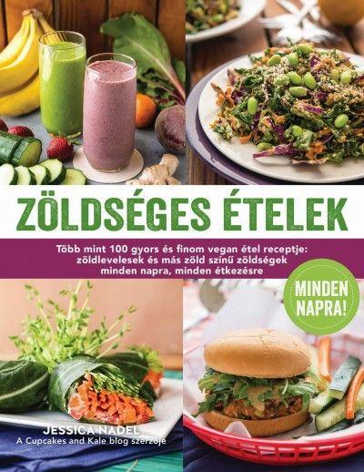 Ha próbál több zöldséget enni, de a salátánál tovább nem jutott,a Zöldséges ételek - Minden napra! segítségével finom és egészségeszöldségeket fogyaszthat a nap minden étkezéséhez, a reggelitől a desszertig.Spenótos palacsinta? Kukoricakenyér fodros kellel? Ez még nem minden!Több mint 100 lelkesítő, innovatív vegán recept, több mint 40 zöldségfelhasználásával (például klasszikusokkal, mint a brokkoli és a cukkini,szuperételekkel, mint a mángold és a kelbimbó, valamint olyan nemmindennapi…