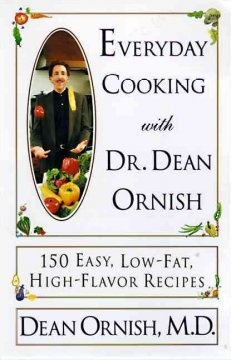 Everyday Cooking With Dr. Dean Ornish--Renowned cardiac researcher and bestselling author Dean Ornish, M.D., has inspired millions of people to choose a healthier lifestyle and a low-fat diet. But low-fat cooking can be time-consuming and hard to fit into a busy schedule, so Dr. Ornish has found 150 wonderful ways to make it fast, delicious and fun. Everyday Cooking with Dean Ornish includes 150 easy and extraordinary recipes that are extremely low in fat and cholesterol -- and high in…