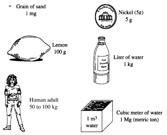 Scientific Measurement... all kinds of metric system info