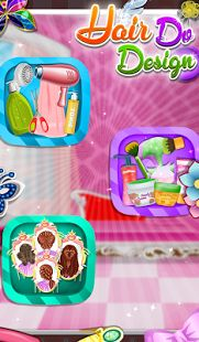 Style your new look with Hair Do Design #KidsGame for Girls.. EXTREMELY FREE to DOWNLOAD