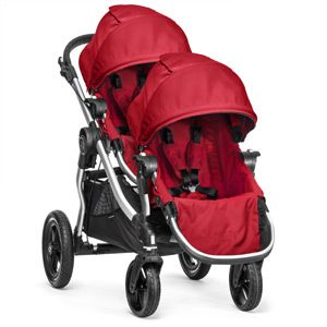Comparing the City Select double stroller to the 2015 UPPAbaby Vista double stroller - What's the Same, What's Different?