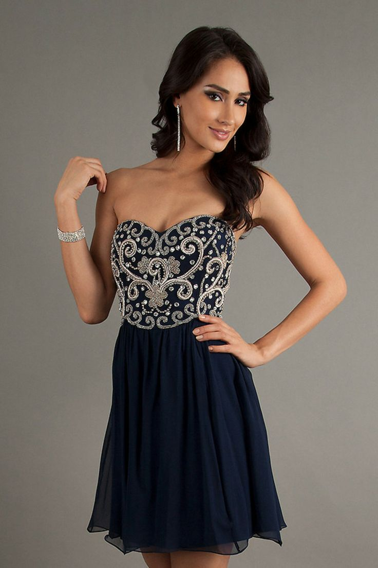 1000  images about Fancy Short Dresses on Pinterest  J collection ...