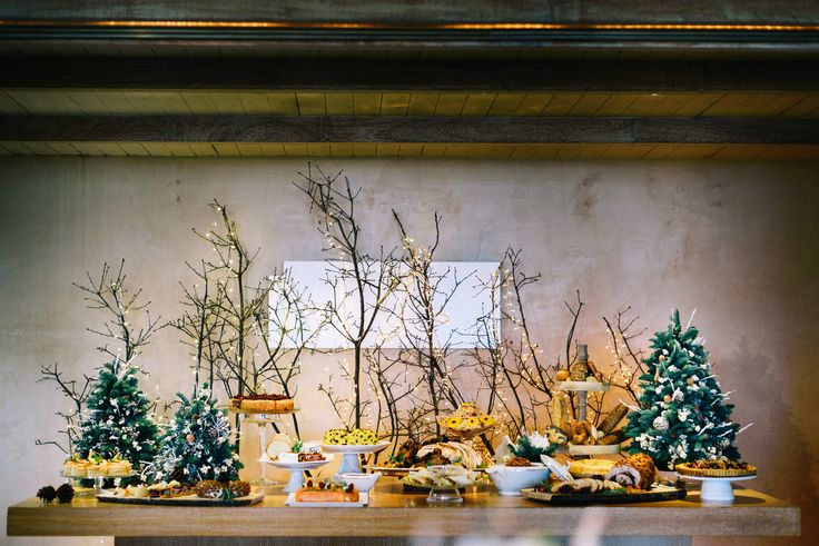 Christmas at Home by Aria Fine Catering | photo: Elias Kordelakos