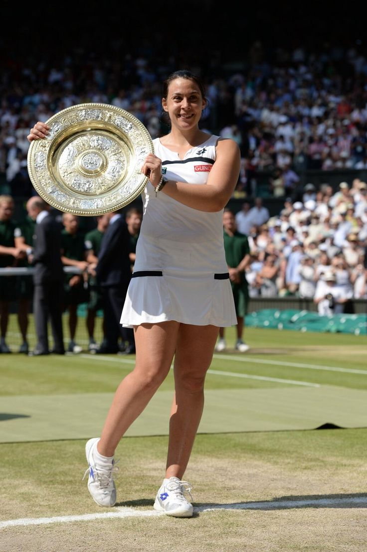 Marion Bartoli - Wimbledon 2013 Champion ..