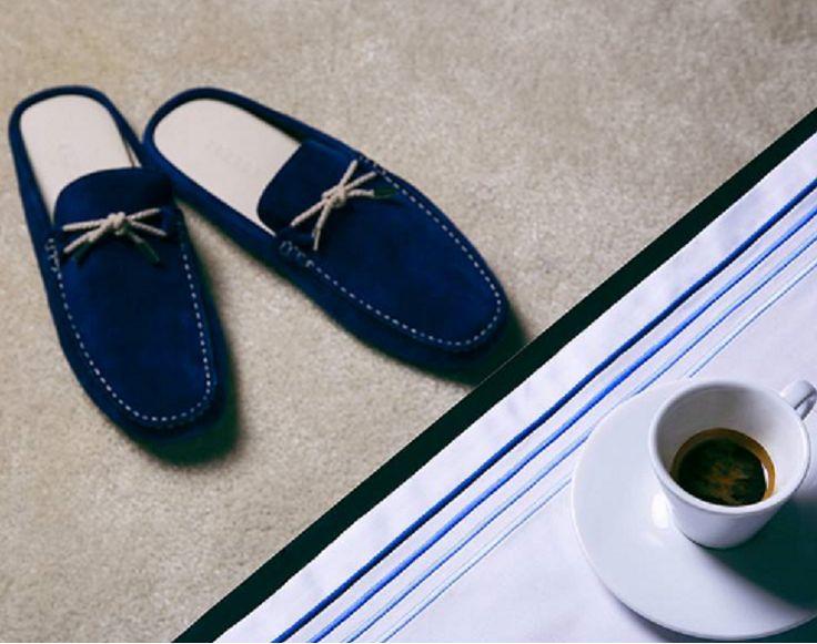 Итальянский вкус и комфорт от модного дома Frette создадут ваше идеальное утро.