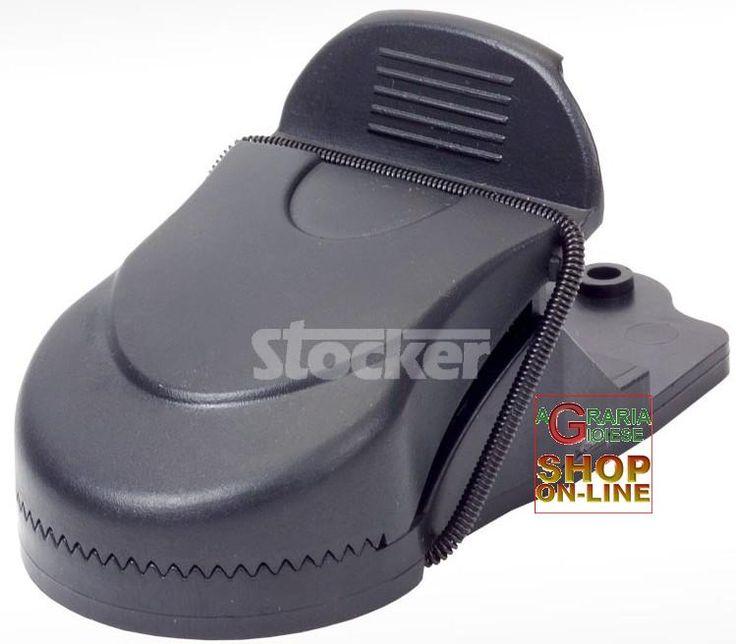 STOCKER TRAPPOLA PER TOPI IN PLASTICA GRANDE https://www.chiaradecaria.it/it/trappole-per-topi/17241-stocker-trappola-per-topi-in-plastica-grande-8016604451065.html